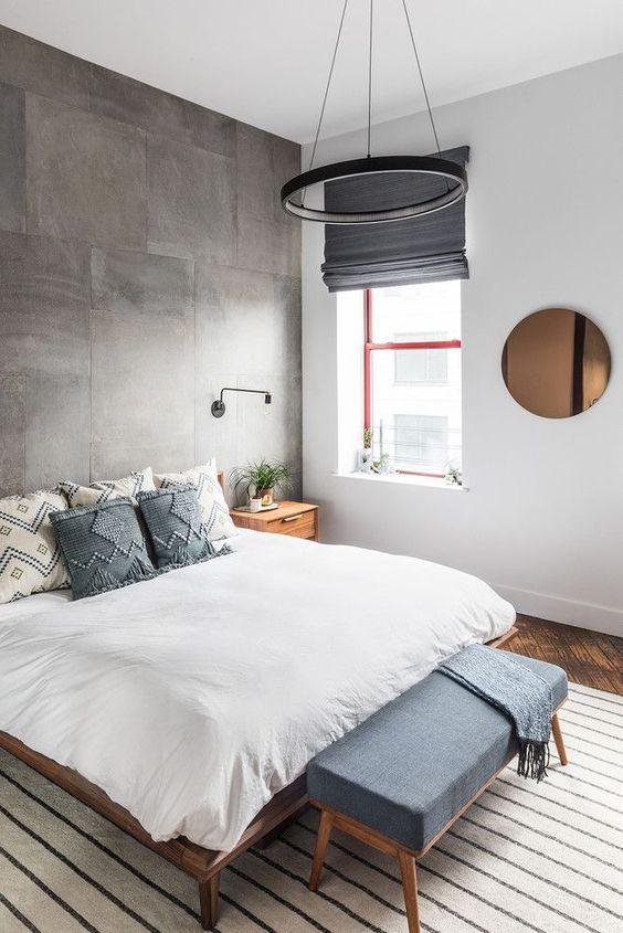 Camere da letto tendenze 2019 ferdoge costruzioni - Camera da letto parquet ...
